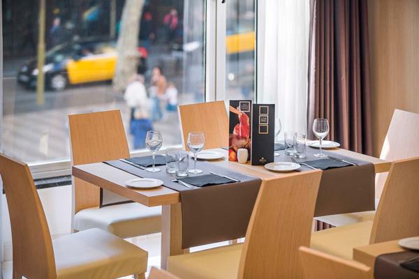 rivoli restaurantes en la rambla