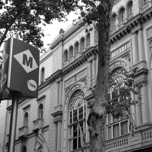 estaciones de metro fantasma en barcelona