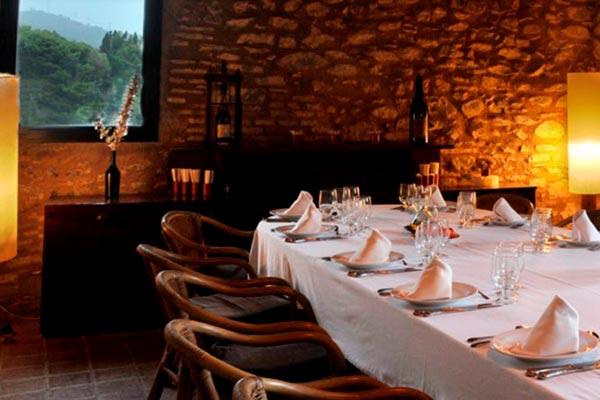el pintor restaurantes románticos en Barcelona
