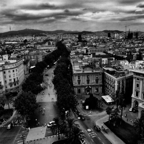 fantasmas en barcelona