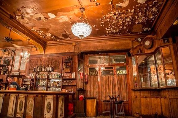 bares del raval