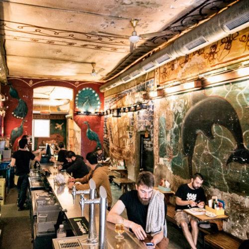 bares del barrio gotico