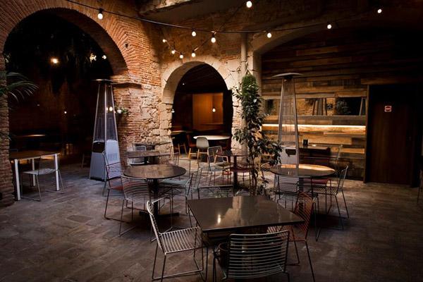 restaurantes románticos en barcelona.