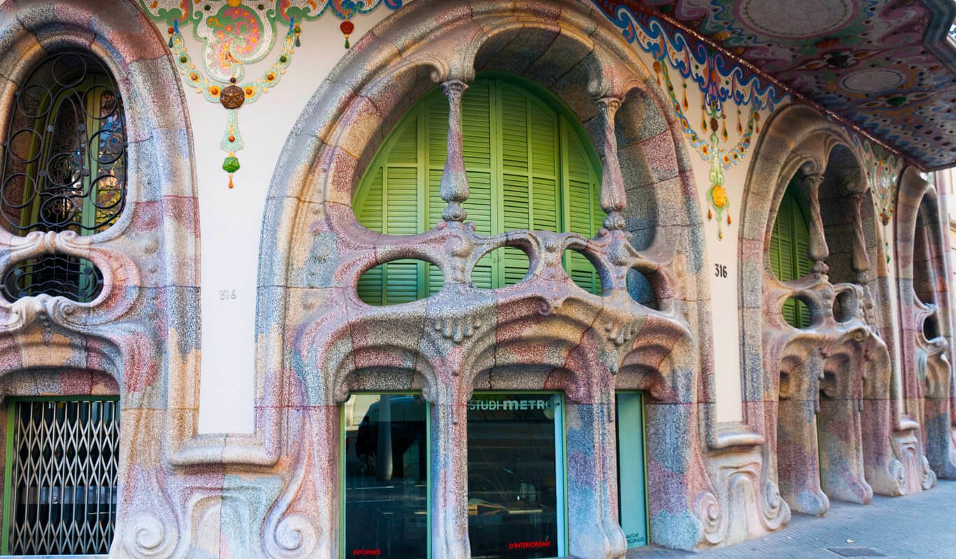 6 modernist buildings in barcelona not everyone knows