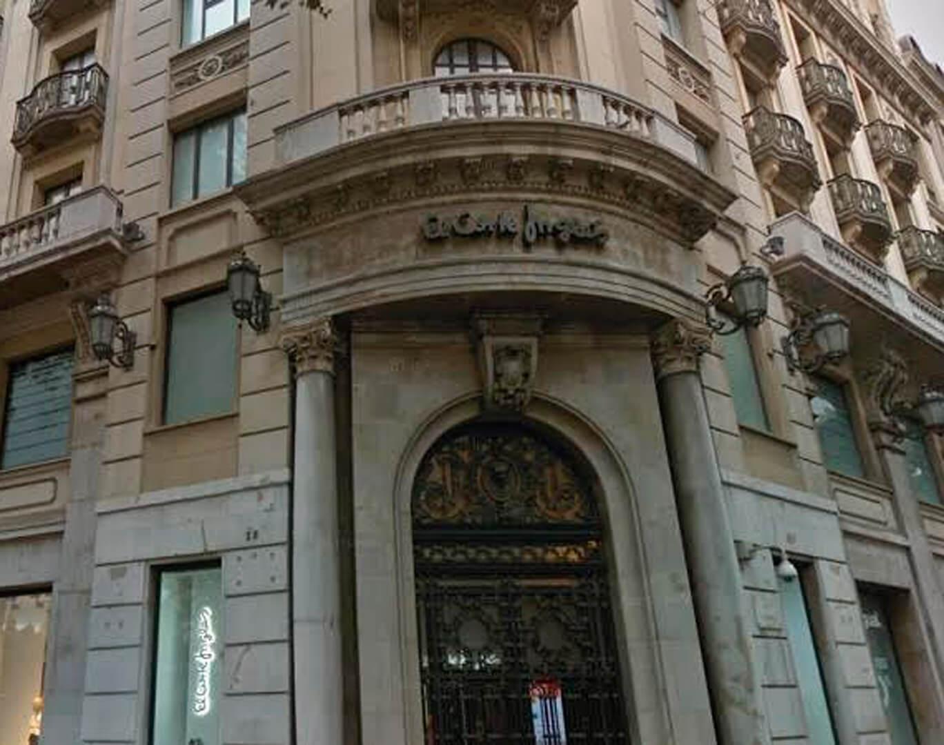 El corte ingl s de plaza catalu a cerrar sus puertas en - El corte ingles plaza cataluna barcelona ...