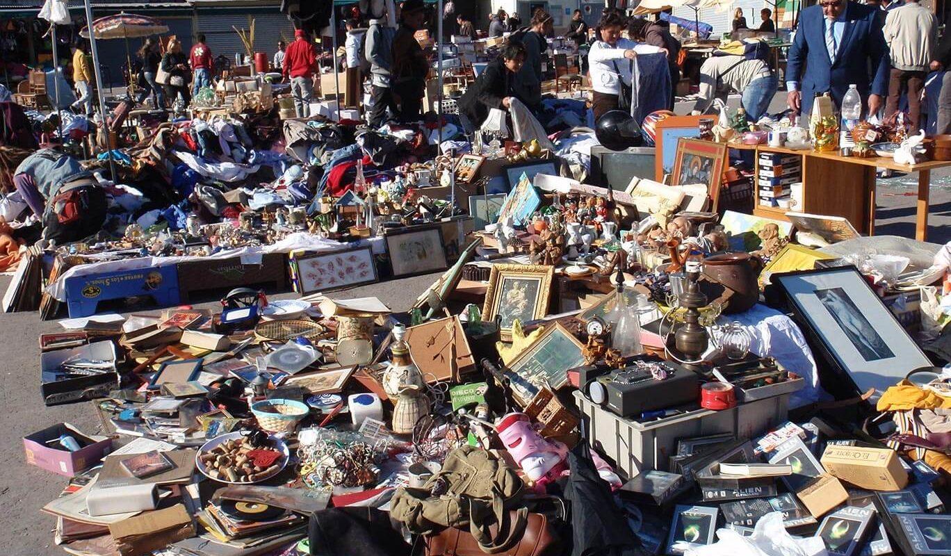 Flea Market Barcelona, donde lo antiguo es 'trendy'