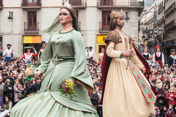 fiestas de Santa Eulàlia