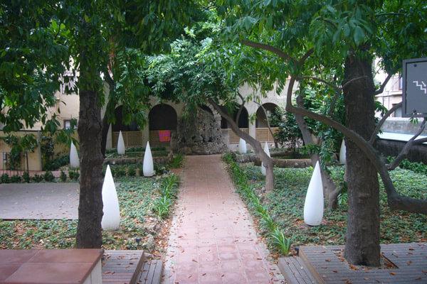 jardines de barcelona