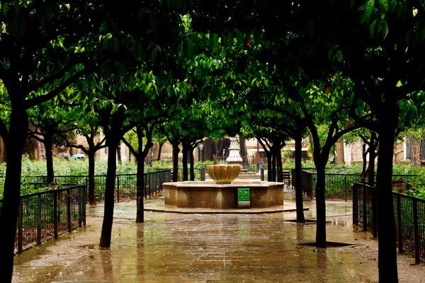 gardens in barcelona