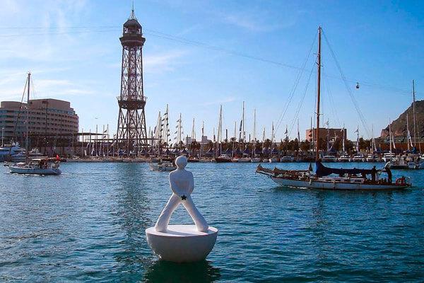 esculturas de barcelona