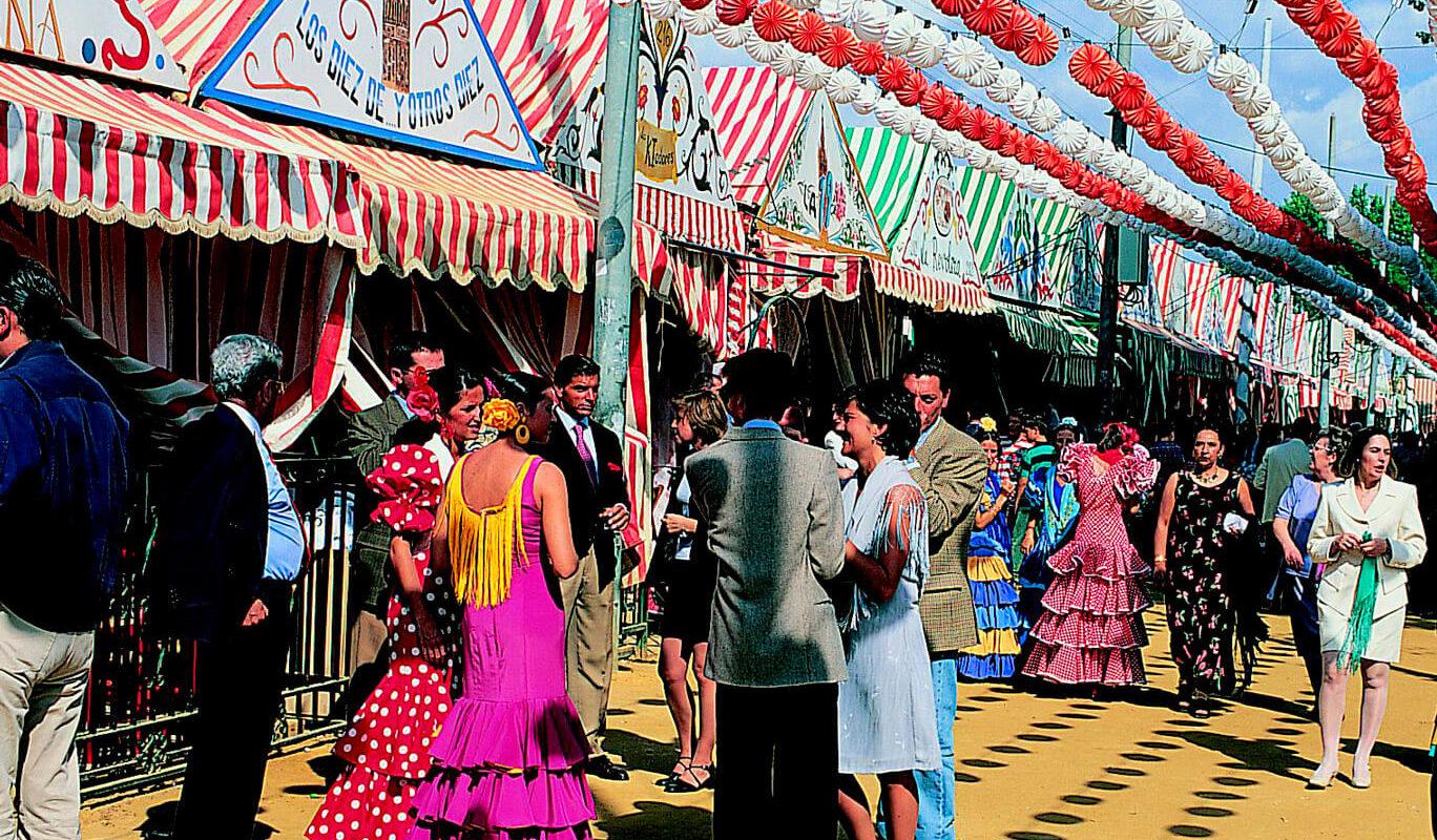 Planes para disfrutar de la feria de abril en barcelona for Feria de artesanias cordoba 2016