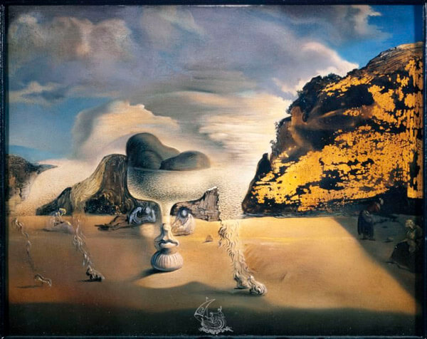 Dalí y Lorca.