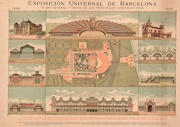 Exposición Universal de 1888.