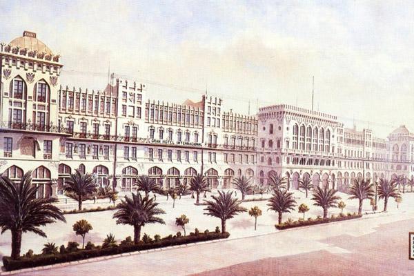 exposición universal de 1888