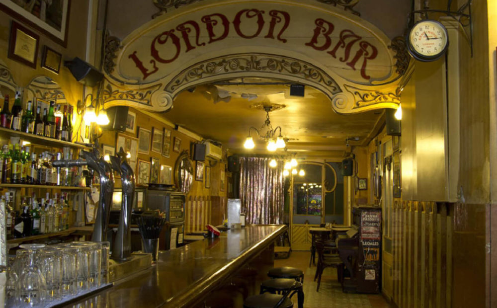 london bar de barcelona