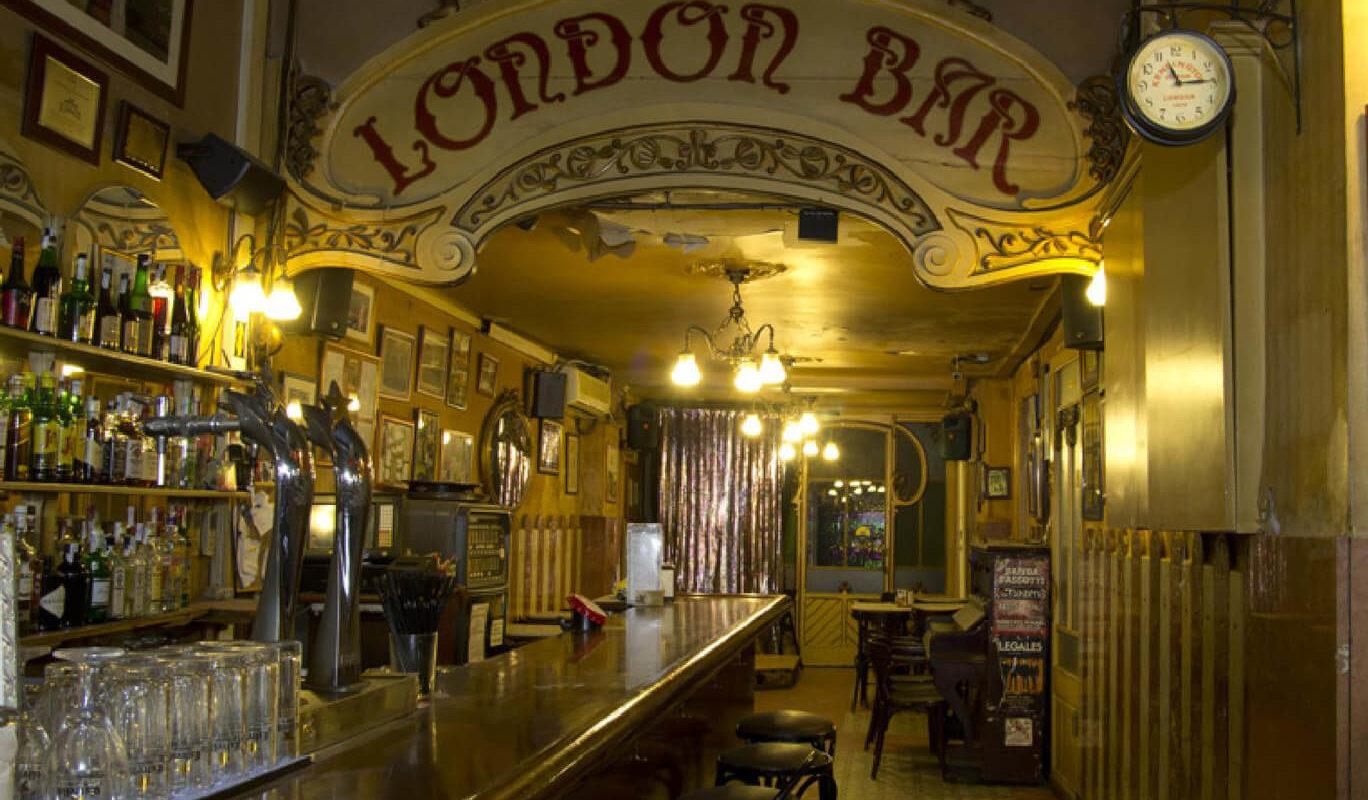 london bar de barcelona