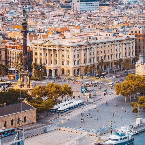 barcelona en mayo
