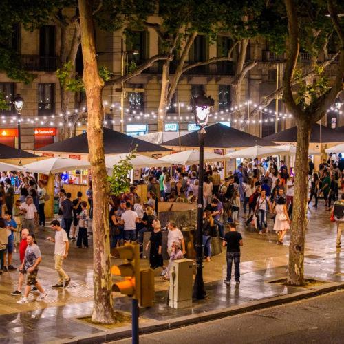 barcelona en junio