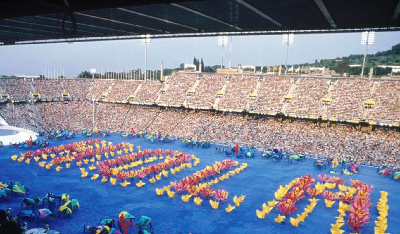 Fotos De Barcelona Antes De Los Juegos Olimpicos De 1992