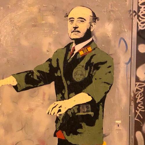 grafiti de franco