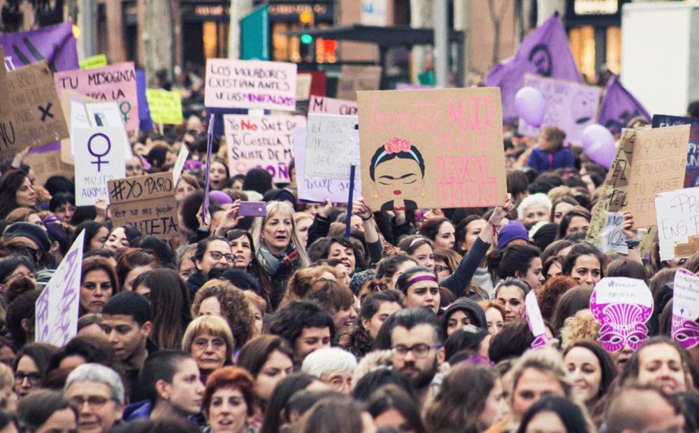 huelgas de mujeres