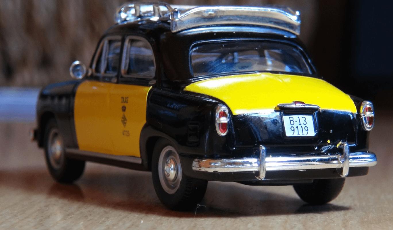 taxis de barcelona