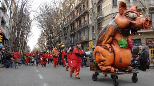 barcelona en enero